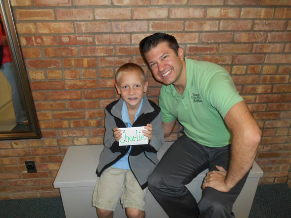 Charlie - August 2015 Trivia Question Contest Winner