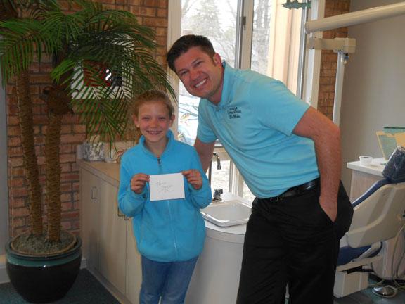 Tressa - March 2015 Trivia Question Contest Winner
