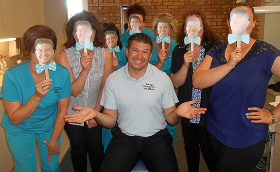"""Have you heard about our summer contest?? This summer we are doing...WHERE IN THE WORLD IS DR. HELMS? So stop in to get your """"Dr.Helms head!"""""""
