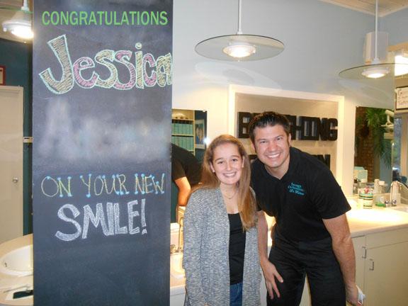 Jessica-image-orthodontics-debands