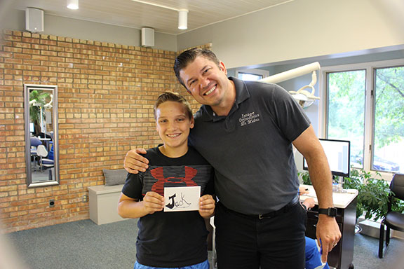 Congratulations to Jack - our August 2017 Trivia Winner