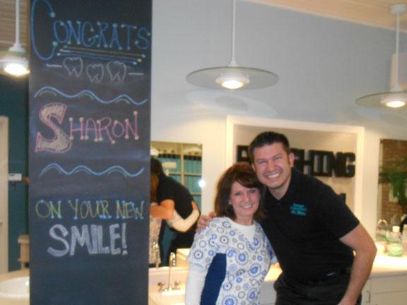 Sharon-image-orthodontics-debands