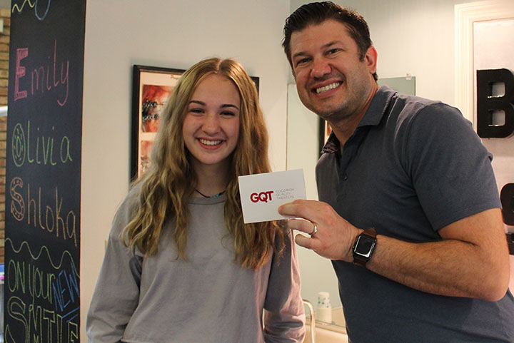 Congratulations to Olivia, our March 2019 Trivia Winner!