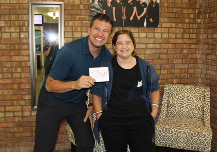Congratulations to Morgan, our June Trivia Contest winner!
