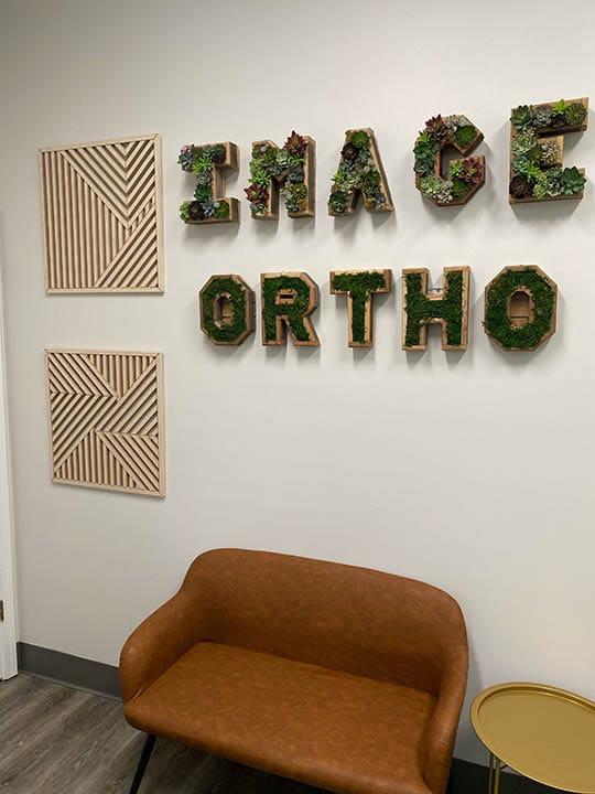Image Orthodontics consultation room view 3